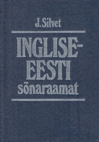 Inglise-eesti sõnaraamat. An English-Estonian dictionary. 1