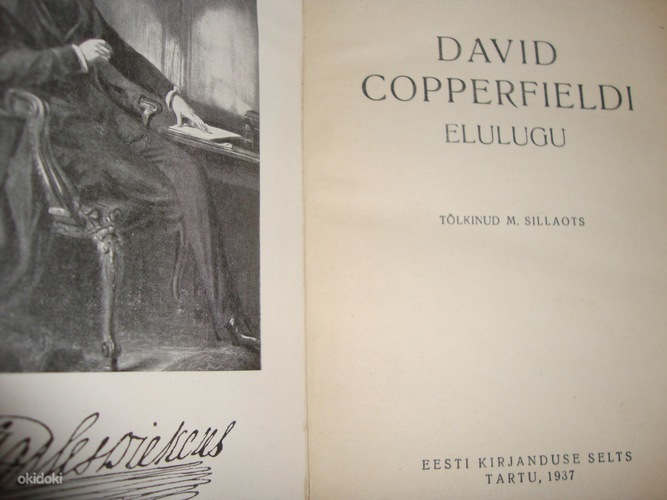 David Copperfieldi elulugu