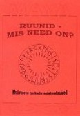 Ruunid - mis need on?