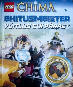 LEGO® legends of Chima. Ehitusmeister