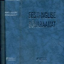 Eesti-inglise sõnaraamat = Estonian-English dictionary