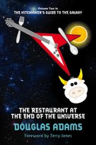 The Rastaurant at the End of the Universe