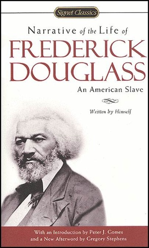 Narrative of the life of Fredrick Douglas