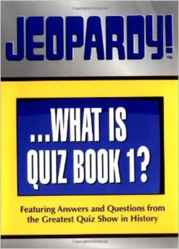 Jeopardy! Quiz Book 1