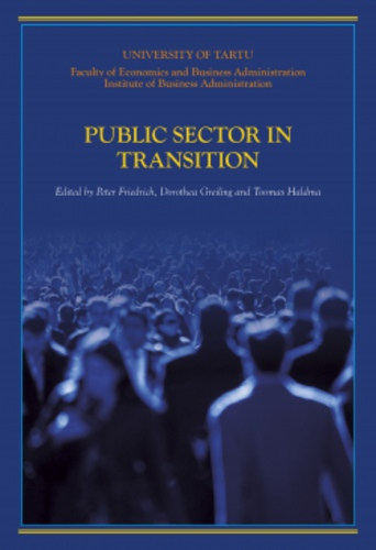 Public sector in transition