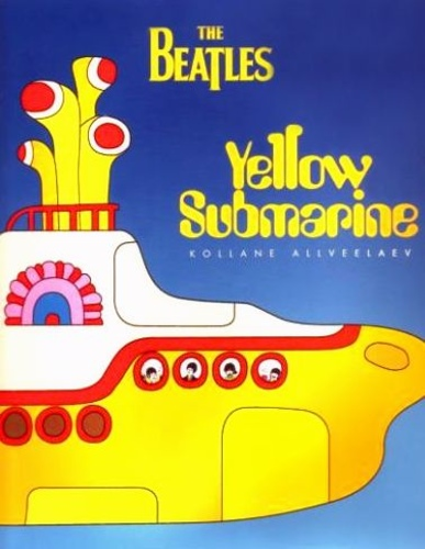 The Beatles Yellow Submarine KOLLANE ALLVEELAEV