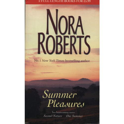 Summer Pleasures (Second Nature, One Summer)