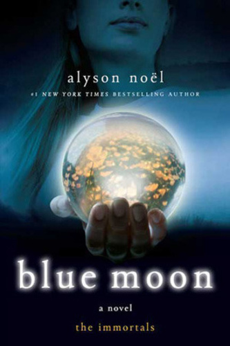 Blue Moon (The Immortals 2)