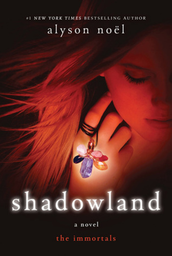 Shadowland (The Immortals 3)