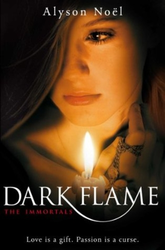 Dark Flame (The Immortals #4)