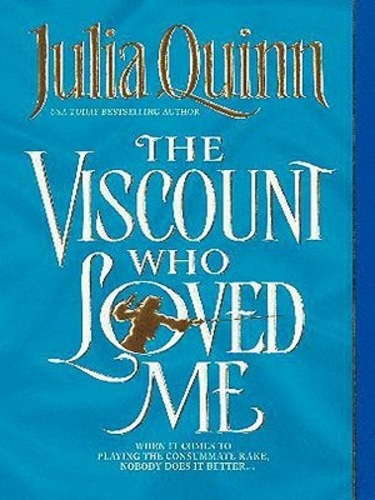 The Viscount Who Loved Me (Bridgertons 2)
