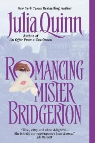 Romancing Mister Bridgerton (Bridgertons 4)