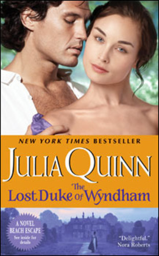 The Lost Duke of Wyndham (Two Dukes of Wyndham 1)
