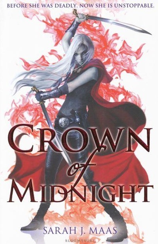 Crown Of Midnight [Throne of Glass #2]