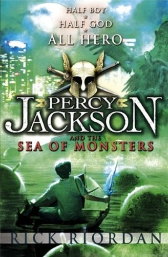 The Sea of Monsters (Percy Jackson and the Olympians 2)