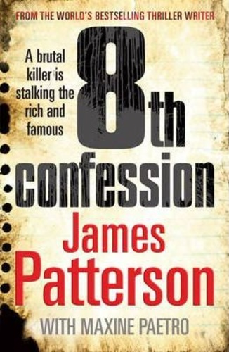 8th Confession (Women's Murder Club #8)