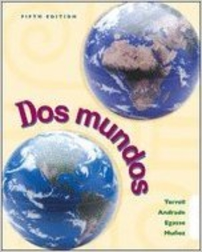 Dos mundos 5th edition