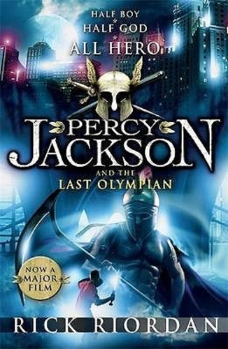 The Last Olympian (Percy Jackson and the Olympians 5)
