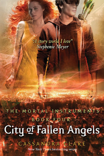 City of Fallen Angels (The Mortal Instruments 4)