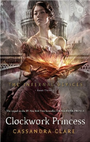 Clockwork Princess (The Infernal Devices 3)