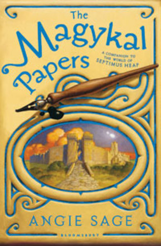 The Magykal Papers (Septimus Heap 7.5)