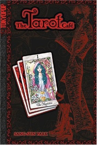 The Tarot Cafe, #1 (The Tarot Cafe #1)