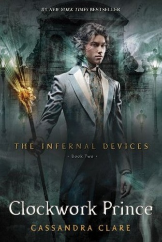 Clockwork Prince (The Infernal Devices 2)