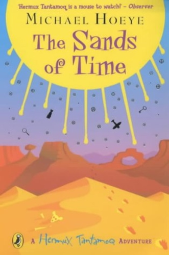 The Sands of Time (The Hermux Tantamoq Adventures 2)