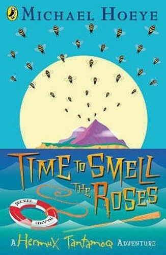 Time to Smell the Roses (The Hermux Tantamoq Adventures 4)