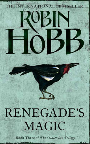 Renegade's Magic [Soldier Son Trilogy #3]