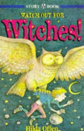 Watch Out For Witches