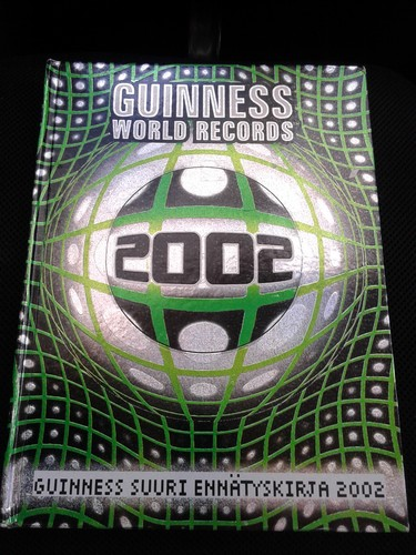 Guiness World Records 2002