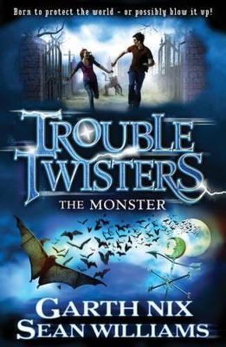 The Monster (Troubletwisters 2)