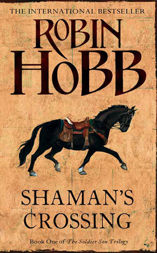 Shaman's Crossing [Soldier Son Trilogy #1]