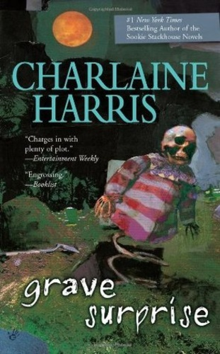 Grave Surprise (Harper Connelly 2)