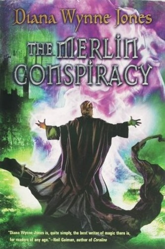 The Merlin Conspiracy (Magids 2)