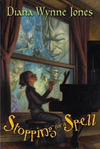 Stopping for a Spell: Three Fantasies