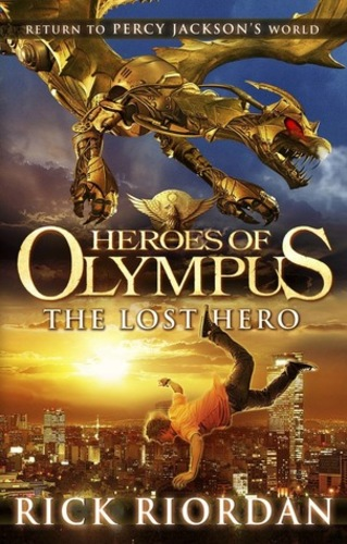 The Lost Hero (The Heroes of Olympus 1)
