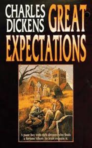Great Expectations. A poor boy with rich dreams who finds a fortune where he least expects it.