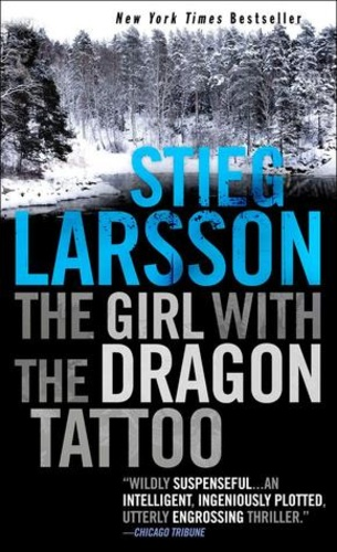 The Girl with the Dragon Tattoo (Millennium 1)