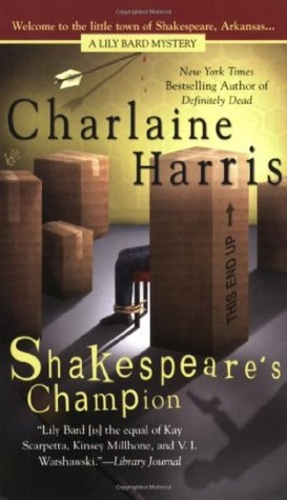 Shakespeare's Champion (Lily Bard 2)