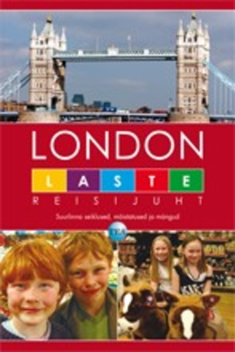 London. Laste reisijuht