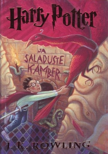 Harry Potter ja saladuste kamber