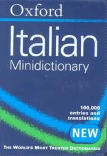 Oxford Italian Minidictionary