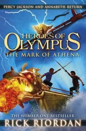 The Mark of Athena (The Heroes of Olympus 3)