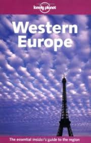 Lonely Planet. Western Europe
