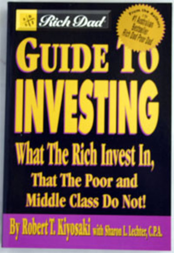Guide to investing, what the rich invest in, that the poor and middle class do not!