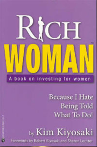 Rich Woman, a book on investing for women