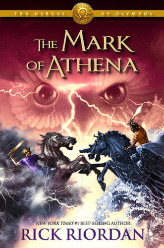 The Mark of Athena (The Heroes of Olympus #3)