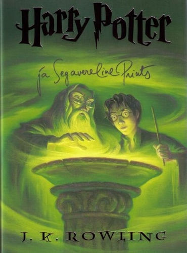 HARRY POTTER JA SEGAVERELINE PRINTS